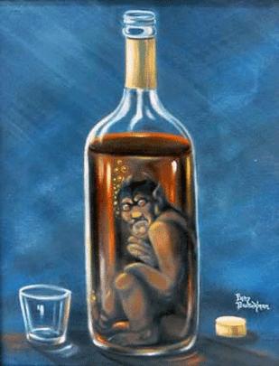 Producción a partir del cuento: El diablo en la botella