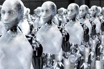 Ciencia Ficción – Robot masa
