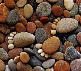 El piedrazo