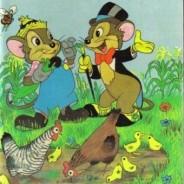 Los dos ratones – Diagnóstico