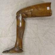 La pata de palo