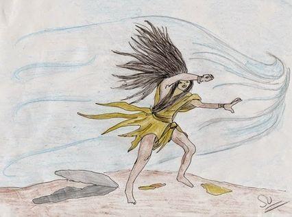 El viento Zonda