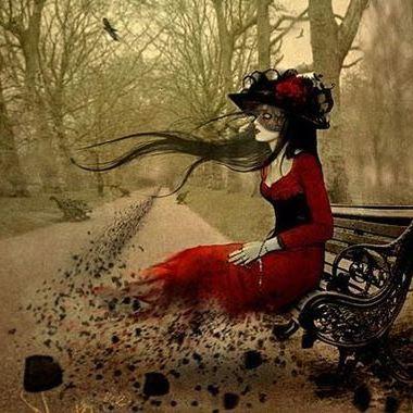 Leyendas urbanas: La mujer del vestido rojo