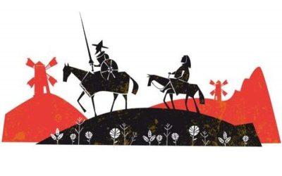 Fragmento de Don Quijote – Vencidos